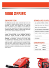 Red Rhino - 5000 Series - Jaw Action Crusher Brochure