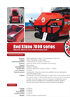 Red Rhino - 7000 Series - Toggle Jaw Crusher Brochure