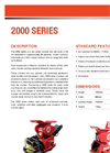 Red Rhino - 2000 Series - Jaw Action Crusher Brochure