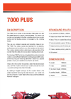 Red Rhino - 7000 Plus Series - Toggle Jaw Crusher Brochure