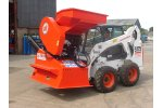 Red Rhino - Model 3000 Series - Jaw Action Crusher