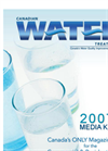 Canadian Water Treatment Media Kit