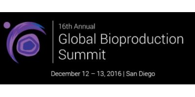 16th Global Bioproduction Summit 2016