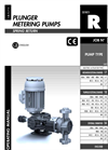 Model R Series - Dosing Pump Manual