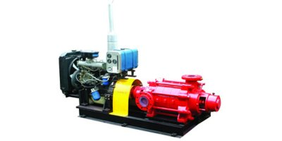 Model XBC - Diesel Fire Pump Unit