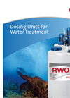RWO - Chemical Dosing Units Brochure