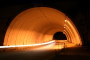 Road tunnel atmosphere monitoring