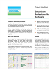 SmartCEM - Emission Monitoring Software Datasheet