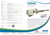 Codel - Model GCEM40 - Single or Multi-Channel In-situ Flue Gas Analyser - Brochure