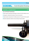 Codel TunnelCraft - Model III - CO/Visibility Air Quality Monitor (AQM) - Datasheet