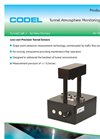 Codel TunnelCraft - Model III - Air Flow Monitor - Datasheet