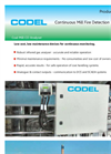Codel - Coal Mill - CO Gas Analysing System Datasheet