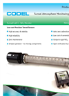 Codel TunnelCraft - Model III - NO2 Air Quality Monitor (AQM) - Datasheet