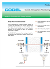 Codel - Model D-CEM1000/1001 - Opacity Monitor - Datasheet