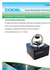 Codel TunnelCraft - Model 4 - Air Flow Monitor (AFM) - Datasheet