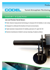Codel TunnelCraft - Model 4 - CO & Visibility Air Quality Monitor (AQM) - Datasheet