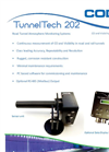 Codel TunnelTech - Model 202 - CO, Visibility Monitor - Datasheet
