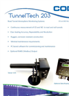 TunnelTech - Model 203 - CO & NO Monitor - Datasheet