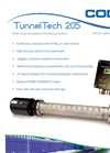 Codel TunnelTech - Model 205 - NO2 Monitor - Datasheet