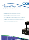Codel TunnelTech - Model 301 - Air Flow Monitor - Datasheet