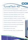 Codel TunnelTech - Model 401 - Extractive NO2 , CO NO & Visibility Monitor - Datasheet