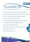 TunnelTech - Model 501 - Electrochemical CO Monitor - Datasheet
