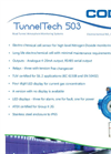 TunnelTech 503 – Electrochemical NO2 Monitor Datasheet