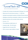 TunnelTech 601 – Luminance Monitor Datasheet