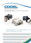 Codel TunnelTech - Model 800 Series - Cross Tunnel Flow Monitor - Brochure