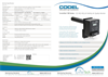 TunnelTech - Model 700 Series - Electrochemical CO, NO & NO2 Air Quality Monitor - Brochure
