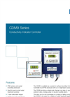 Model CDM9 Series - Conductivity Indicator Controller - Brochure