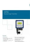 Model HOT63 - Dissolved Oxygen Transmitters - Brochure