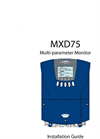 MXD75 - Multi-Parameter Monitor Brochure