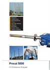 Procal - 5000 - UV Emissions Analyser - Brochure
