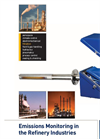 Refineries & Refinery Emissions Monitoring & Analysis - Brochure
