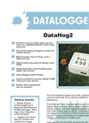 DATAHOG - Model 2+ - Datalogger with SD Storage Brochure