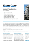 Hydro Quip Inclined Plate Clarifiers - Brochure