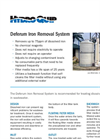Hydro Quip - Deferum Iron Removal System - Brochure