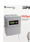 PAC Cambridge Viscosity - Model VISCOpro 2000 - Process Viscometer Controller - Brochure