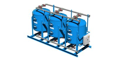 HydroCell - Automatic Backwashing Sand Media Filters