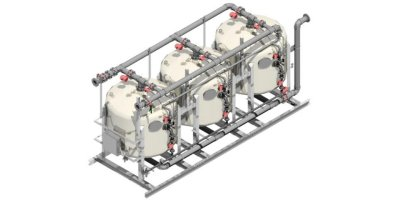 HydroCell - Automatic Backwashing Sand Multi Media Filters
