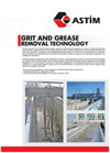 ASTIM - Grit and Grease Removal Technology