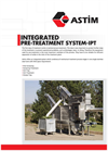 ASTIM - Integrated Pre-Treatment System - Brochure