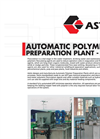 ASTIM - Automatic Polymer Preparation Unit - Brochure