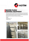 ASTIM - Water Flow Control Units - Brochure