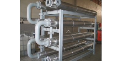 ASTIM - Pipe in Pipe Type - Tube Heat Exchanger (TTHE)