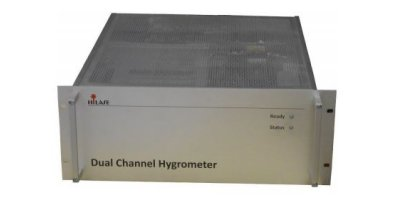 Atmospheric Water Vapour and Total Water Measuring System