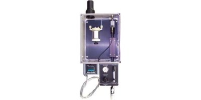 MiniGASS  - Model 1228W  - Wall Mount Gas Sampling System