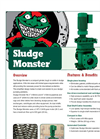 Sludge Monster Model-10000- Brochure