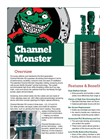 Channel Monsters- Brochure